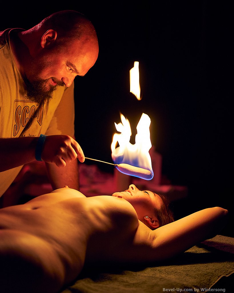Sensual Flame